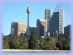 All Sydney Areas